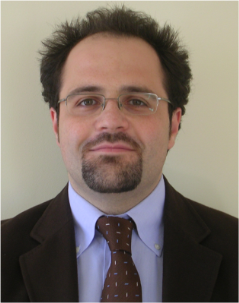 Jacopo Franco, PhD portrait